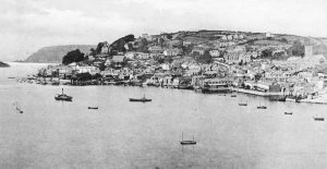 Salcombe 100 years ago
