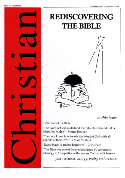 Christian Journal – 1998/1 – Rediscovering the Bible